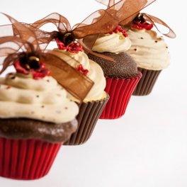 Cupcakes κρεμαστά