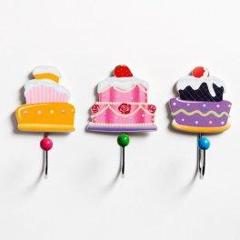 Μπομπονιερα Κρεμάστρα Cupcakes