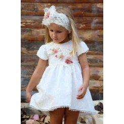 Βαπτιστικό φόρεμα k3766