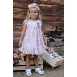 Βαπτιστικό φόρεμα k3767