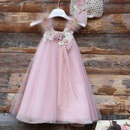 Βαπτιστικό φόρεμα k3750