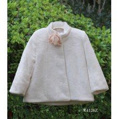 Βαπτιστικό παλτό Κ4126Ζ