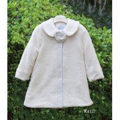 Βαπτιστικό παλτό Κ4127Ζ
