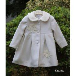 Βαπτιστικό παλτό Κ41228Z