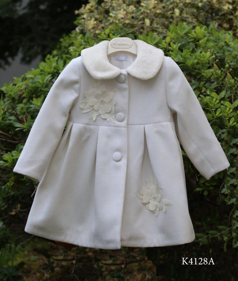 88b19bcebf2 Βαπτιστικό παλτό Κ41228Z   Βαπτιστικά τιμές , βαπτιστικά ρούχα προσφορά