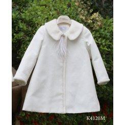 Βαπτιστικό παλτό Κ41220Z