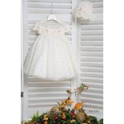 Βαπτιστικό φόρεμα k4152X