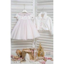 Βαπτιστικό φόρεμα k4150P