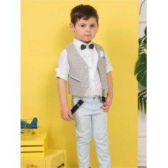 Βαπτιστικά ρούχα A4223Γ