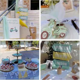All Inclusive Theme Vespa